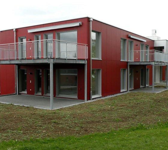 Balkon Terrasse Keller Kirchberg